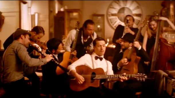 Swing Thing: ›Monaco Swing Ensemble presents: Ripley and the Talents‹ (live)
