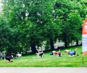 BODYSTYLING mit Stefan - Outdoorsport für Erwachsene