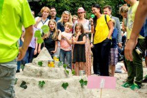 Großer Sandburgenbauwettbewerb des Kulturstrandes 2018 @ Kulturstrand München   München   Bayern   Deutschland