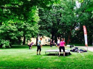 ANIMAL MOVEMENT mit Matze - Outdoorsport für Erwachsene