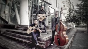 Gypsy Jazz Night - live Rabauken Jazz